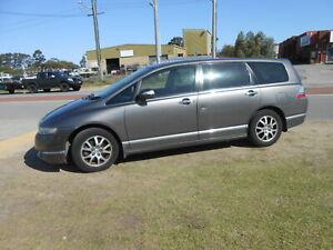 2007 Honda Odyssey Luxury Automatic - 7 SEAT Wagon   Wangara Wanneroo Area Preview