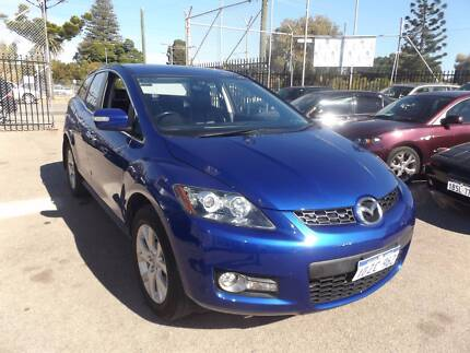 2008 MAZDA CX-7 LUXURY (AUTO) $9990 LOW KMS! Carlisle Victoria Park Area Preview