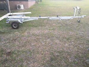 Boat trailer 4.5m Goulburn Goulburn City Preview