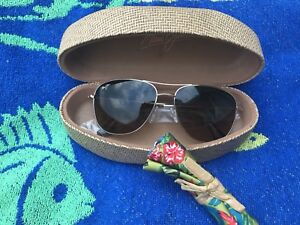 Maui Jim Aviator sunglasses. Brand new