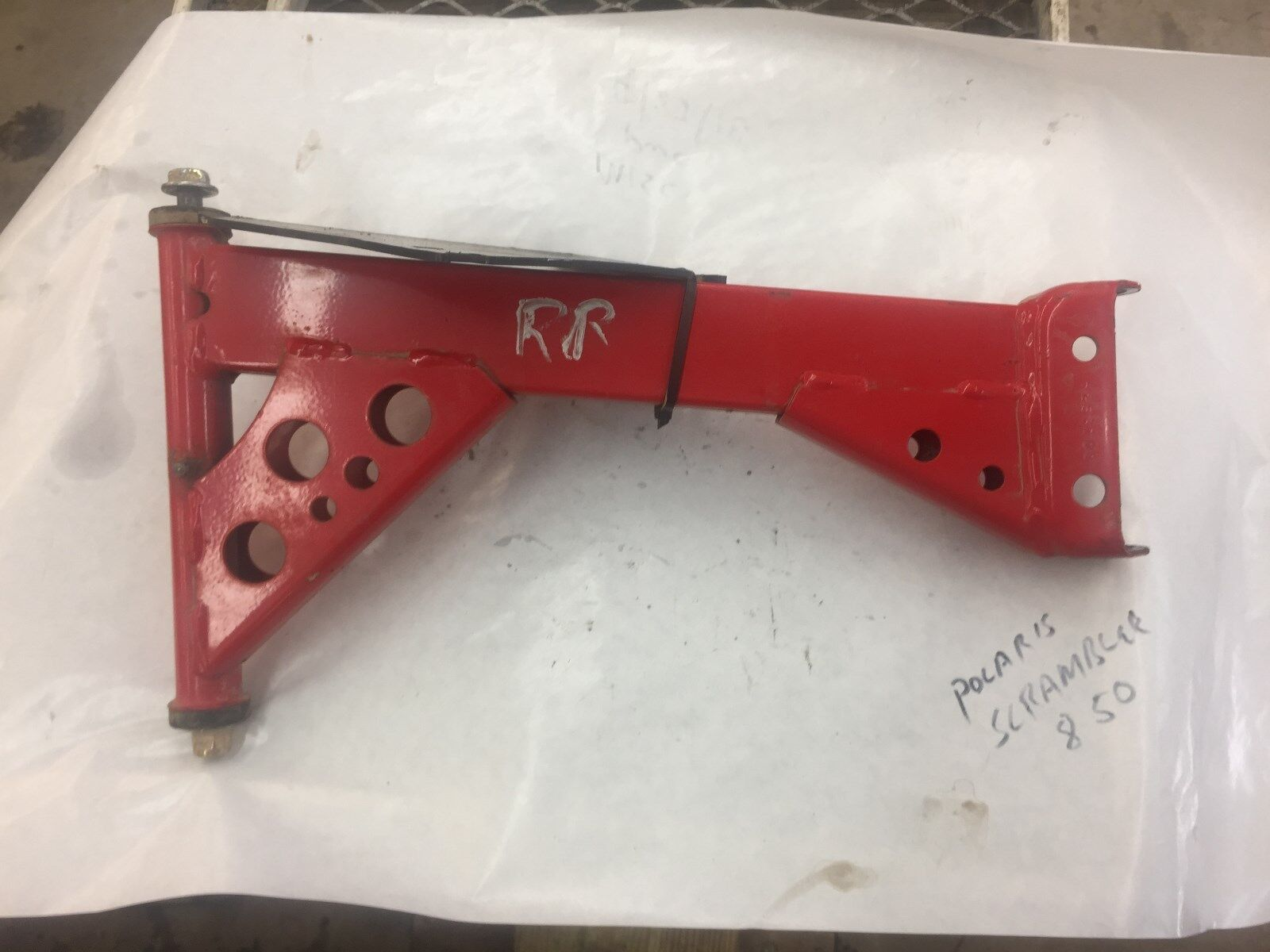 Polaris Scrambler 850 Upper Right Rear Control Arm 1017217-293