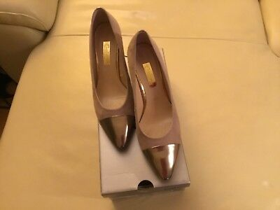 Gabor Fashion Damen Pumps Größe 40 / 6,5 NEU !!! Echtleder puderrosa