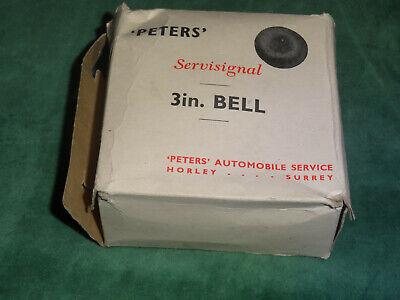 Vintage Gents Electric Service Door Bell
