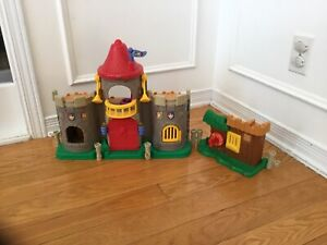 Jeu Fisher Price Little people