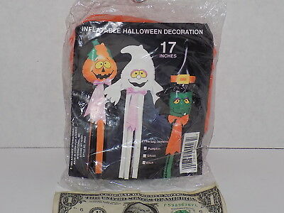 1994 VTG Halloween Inflatable Pumpkin Hanging Party Decorations Yard Decorations (Inflatable Halloween Decorations Yard)