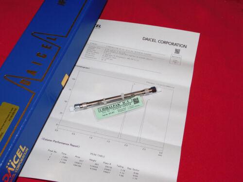 Daicel CHIRALPAK IC-U chiral HPLC column, 3.0 x 100mm, 1.6u; p/n 83U83