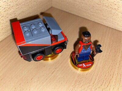 LEGO Dimensions The A Team Fun Pack 71251 In Excellent Condition