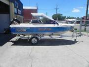 17R HAINES HUNTER & TRAILER IMMACULATE CONDITION Sandgate Brisbane North East Preview