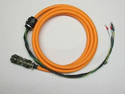 Bridgeport Ez Trak Series Iii Sxdxch X-axis Motor Cable Pn 3194-3374