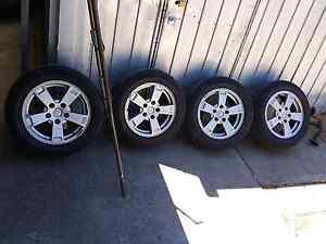 "16"" alloy wheels Burton Salisbury Area Preview"