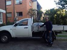 Ron's ute service. Gumtree, Myers, small removals etc.. New Farm Brisbane North East Preview