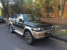 1999 Mitsubishi Challenger Wagon Sherwood Brisbane South West Preview