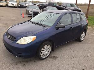 Toyota matrix 2004**AUBAINE** echo, Corolla, civic