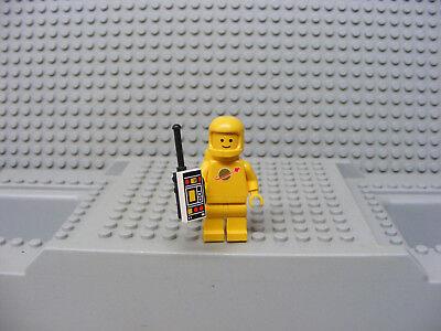 LEGO Figur Space Classic Astronaut sp005 rot Airtank Set 495 1593 6783  gt