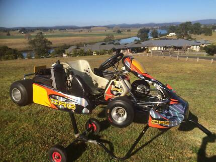 CRG Kalifornia with Rotax Imacculate condition Port Macquarie 2444 Port Macquarie City Preview