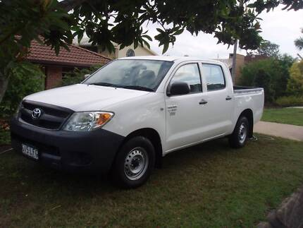 2008 Toyota Hilux Ute Clontarf Redcliffe Area Preview