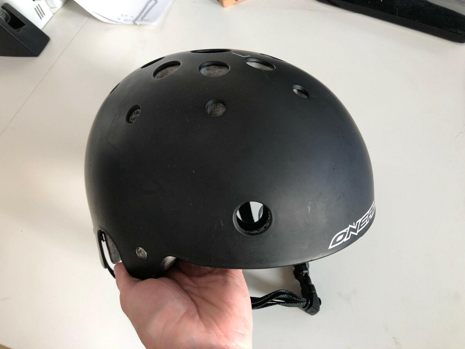 ONeal Dirt Helm Fahrrad MTB Helm Mountain Bike BMX FR DH Fidlock Skater , S