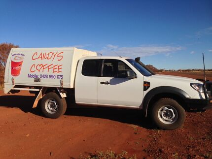2010 Ford Ranger Ute Mobile Coffee Van Redcliffe Redcliffe Area Preview