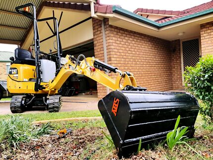 Gunthers Mini Excavator Hire. From $65p/h*