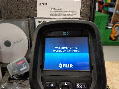 Flir E30bx 60hz 160 X 120 Compact Infrared Thermal Imaging Camera Ir E30 Imager