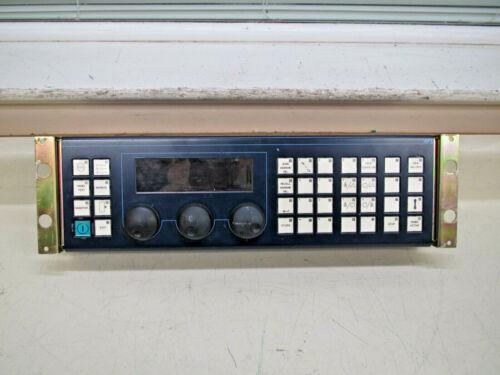 AVL 6200-K57 Dynamometer / Dyno Controller Control Unit Pendant Used