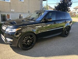 2017 Range Rover Sport HSE TD6 LEASE TRANSFER EMPLOYEE PRICE