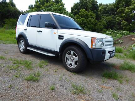 2005 Land Rover Discovery TDV6 SE