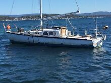 30' Van De Stadt  Renovators Delight or mooring minder?? Marks Point Lake Macquarie Area Preview