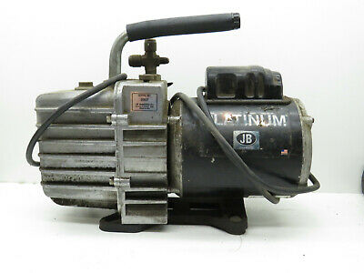 Jb Industries Dv-200n Platinum Vacuum Pump 7cfm - Made In Usa