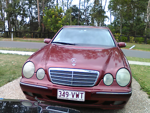E200 Mercedes-Benz Kompressor make me an offer Wulkuraka Ipswich City Preview