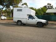 slide on camper fits most utes easy to get on and off by one man Murray Bridge Murray Bridge Area Preview