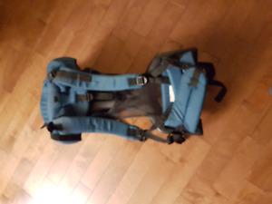 Porte bébé expédition sac a dos randonnée