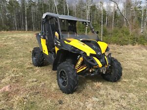 2013 Canam Maverick 1000R excellent condition