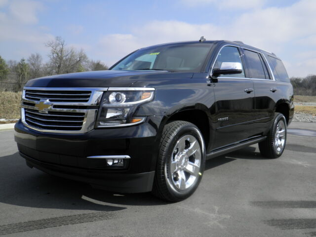 2015 chevrolet tahoe ltz 4x4 black nav rear dvd power boards adaptive cruise new new chevrolet. Black Bedroom Furniture Sets. Home Design Ideas