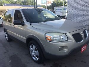 2008 Pontiac Montana SV6 only 180000 kms DVD Players $2499