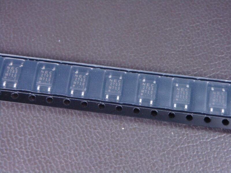 Lot of 10 PS2703-1-F3-A NEC SOP Multi Photocoupler Optocoupler 3.75kV 120V NOS