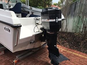 150hp Mercury Outboard Mindarie Wanneroo Area Preview