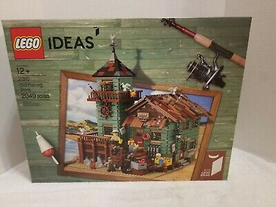 LEGO Ideas Old Fishing Store (21310) - Brand New & Sealed (RETIRED)