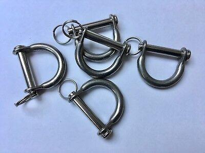 EZZY Sails Ersatzteil D-Ring / Trimmblock / Loop Funktion, auch für andere Segel