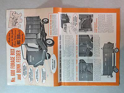 New Idea Farm Equipment Company Mailer