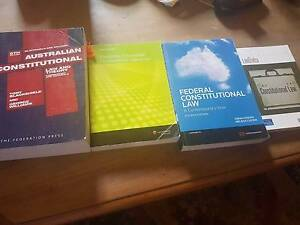 UTAS Law and Accounting (Business) Textbooks Glebe Hobart City Preview