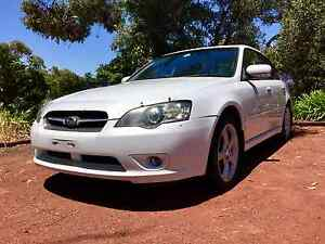 Subaru Liberty 2003 - 2.5i Sedan manual unregistered Sunbury Hume Area Preview