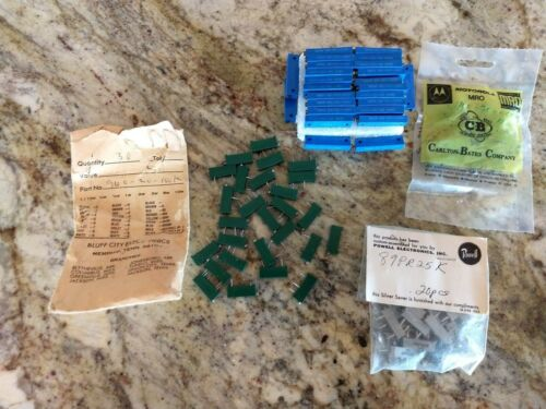 (84) mixed lot of Potentiometers. Trimpot Trimming. New Old Stock; 50k;
