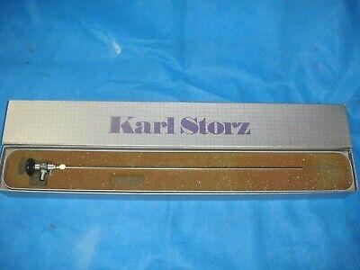 Karl Storz Hopkins 27023ab 2.8mm 0-degree Ureteroscope