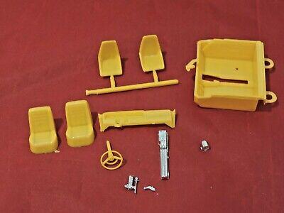 Model Truck Parts AMT 1965 Chevy El Camino Interior -