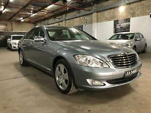 2006 Mercedes-Benz S350 L Automatic Sedan Plympton West Torrens Area Preview