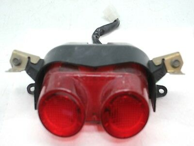 2007 Yamaha RS Vector Tail Light with Mount Case Brackets FREE SHIPPING