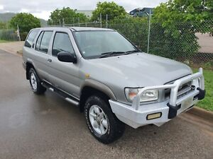 1999 Nissan Pathfinder ST (4x4) Mount Louisa Townsville City Preview
