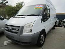 2008 Ford Transit High Roof LWB Cooler Van St James Victoria Park Area Preview