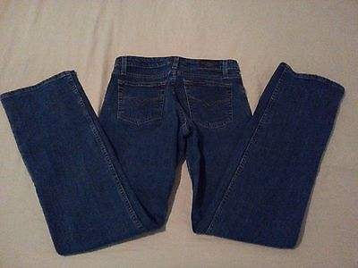 Womens Harley Davidson Jeans Straight Classic 2 Denim Pants 29x31 Pants